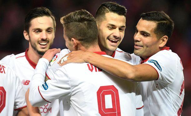 Sevillan peleissä on nähty tällä kaudella paljon maaleja.