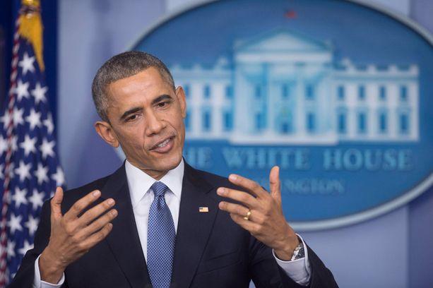 Presidentti Barack Obaman ja FBI:n mukaan Pohjois-Korea oli Sonyyn kohdistuneen hakkeroinnin takana.