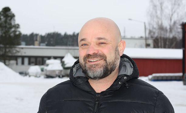 Jani Soininen myi osuutensa Jyväs-Marinesta.