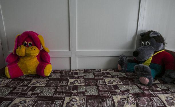 Lastensuojelun työntekijät ovat irtisanoutuneet Paraisissa. Kuvituskuva.