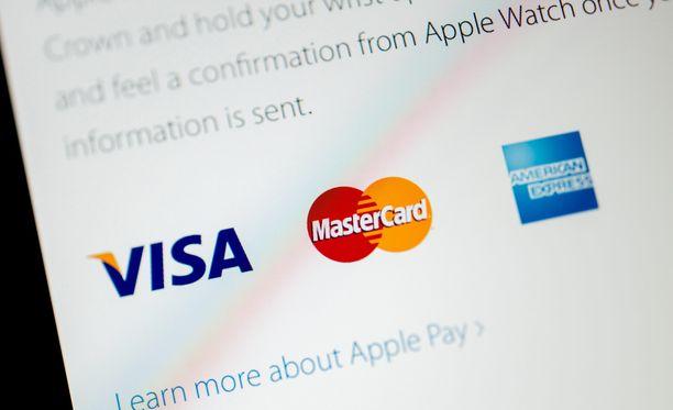 Apple Payta voi käyttää maksupäätteissä, joissa on lähimaksamisesta tai Apple Paysta kertova symboli. Apple Payta voi käyttää myös useissa sovelluksissa sekä verkkokaupoissa.