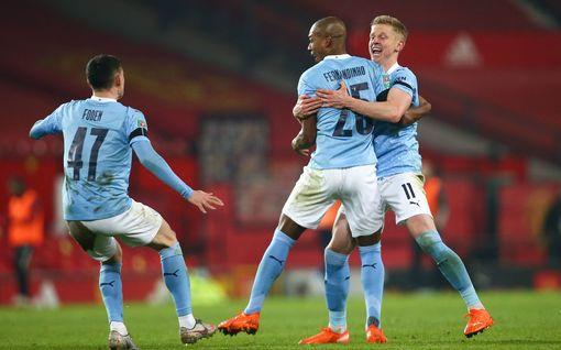 Tämä joukkue on liian hyvä – Manchester Cityn ylivoima puuduttaa jopa vetomarkkinat