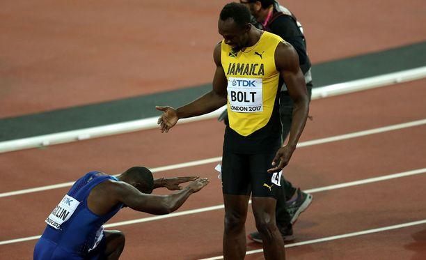 Jamaikalaistähti hämmästyi kilpakaverin tempusta.