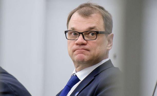 """Apulaisoikeuskanslerin mukaan viennin edistäminen kuuluu ministerien virkatehtäviin. Juha Sipilän poisjäänti Intian-matkalta puolueettomuuden vaarantumisesta syntyvien epäilyjen vuoksi olisi ollut Hiekkataipaleen mukaan """"varsin pitkälle menevä menettely""""."""