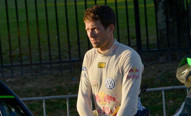 Sébastien Ogieria ei kiinnostaisi ajaa Ruotsin rallia sulilla sorateillä.