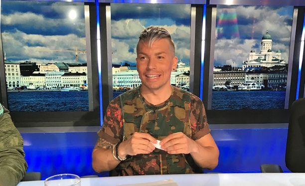 Antti odottaa tulevaa Idols -kautta innolla.