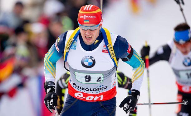 Dopingista kärynneen Sergei Sednevin mainittavin saavutus on viestin MM-pronssi vuodelta 2011.