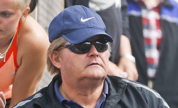 Seppo Räty kiskaisi MM-kultaa vuonna 1987. Hetkestä tulee tänään kuluneeksi 30 vuotta.