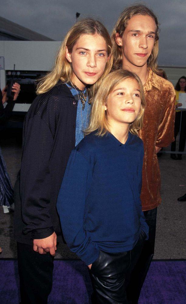 Hanson vuonna 1997.