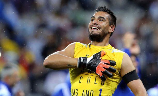 Sergio Romero nousi Argentiinan sankariksi.