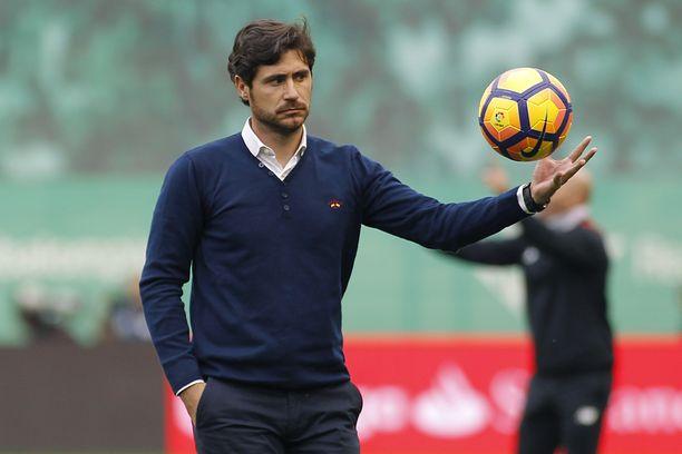 Víctor Sánchez del Amo kertoi, että häneltä yritettiin kiristää 20 000 euroa.