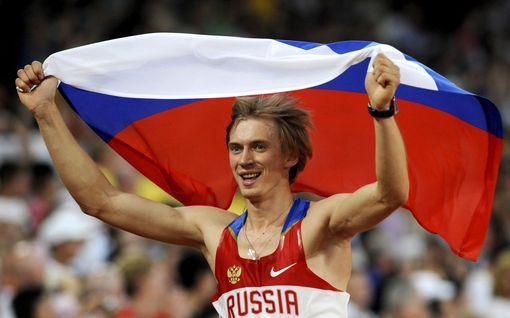 Venäläisiä yleisurheilijoita epäillään dopingista, mukana olympiavoittajia - ruotsalaislegenda Stefan Holmilta jääkylmä reaktio