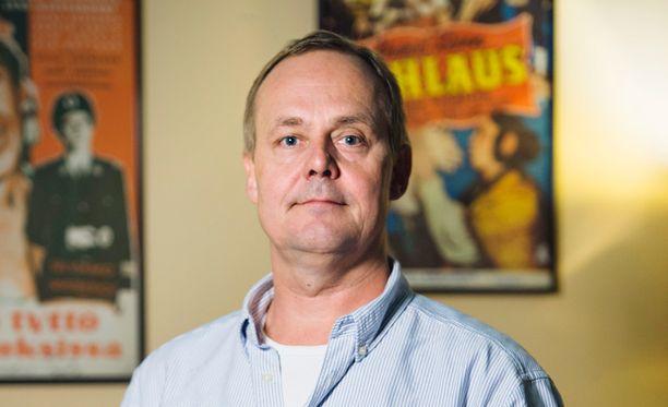 Fisher King Production Oy:n toimitusjohtaja Matti Halonen myöntää yhtiön talousongelmat.