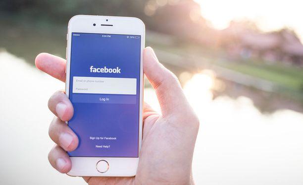 Facebookin käytössä vaikuttaisi olevan ongelmia.