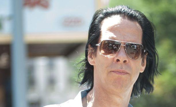 Nick Caven nimi nousi esiin erikoisessa yhteydessä.