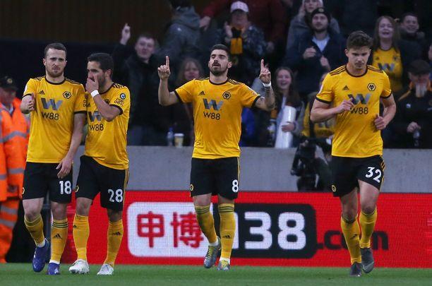 Wolverhampton pääsee yrittämään revanssia Watfordista.