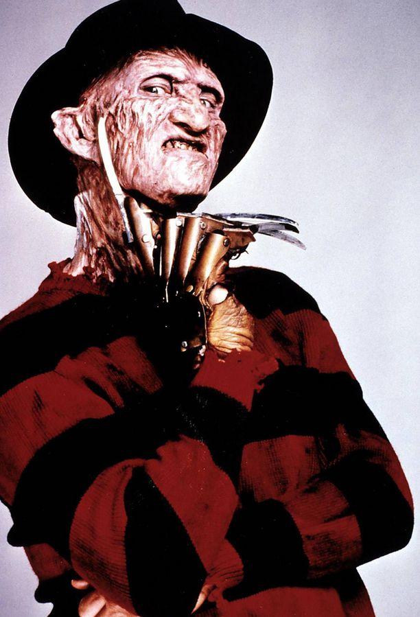 Freddy Krueger on yksi kaikkien aikojen pelottavimmista roolihahmoista ikinä.
