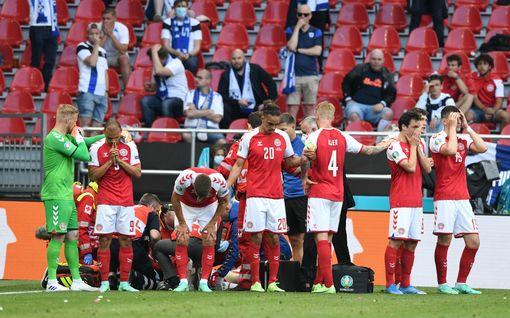 """Uefa ei suostu pyytämään anteeksi Tanskan pelaajilta – """"Se on pettymys"""""""