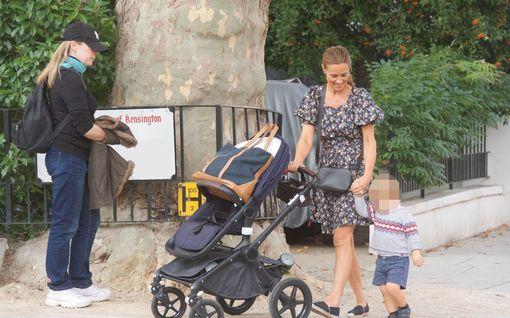 Pippa Middleton odottaa toista lasta – Carole-äiti möläytti uutisen