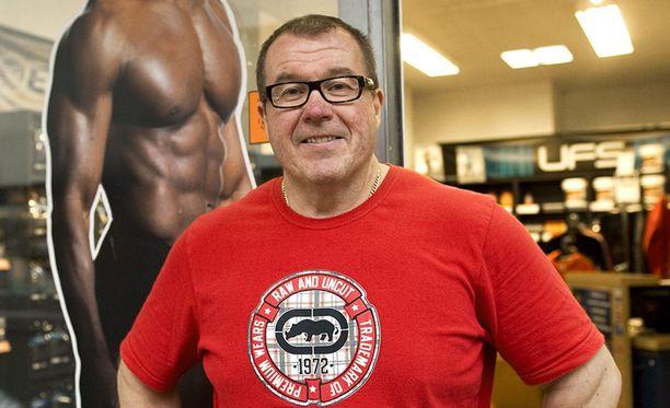 Matti Halonen on fitness-urheilun valmentajakonkari.