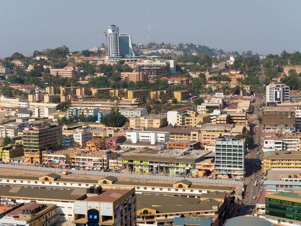Syytteet on nostettu Ugandan pääkaupunki Kampalassa.