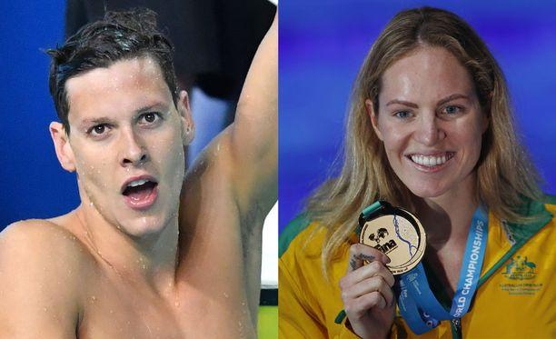 Mitch Larkinin ja Emily Seebohmin ero on ollut iso puheenaihe Australian urheilupiireissä.