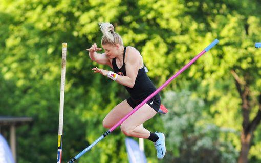 Wilma Murto tarvitsee jopa ennätyksen päästäkseen olympiafinaaliin – onko superhyppy tulossa?