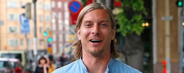 Markus Halsti on A-maajoukkueen moniosaaja.