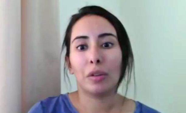 Prinsessa kertoi ennen pakoaan nauhoittamallaan videolla, että hänen elämänsä on erittäin vaikeaa Dubaissa.