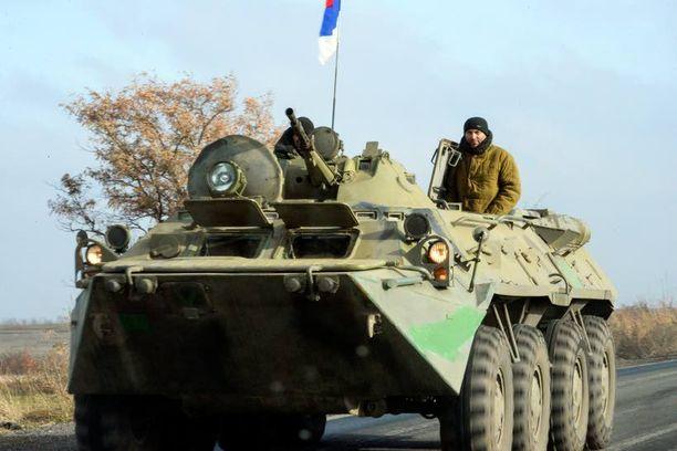 Venäjän intressissä on pitää Ukraina heikkona.