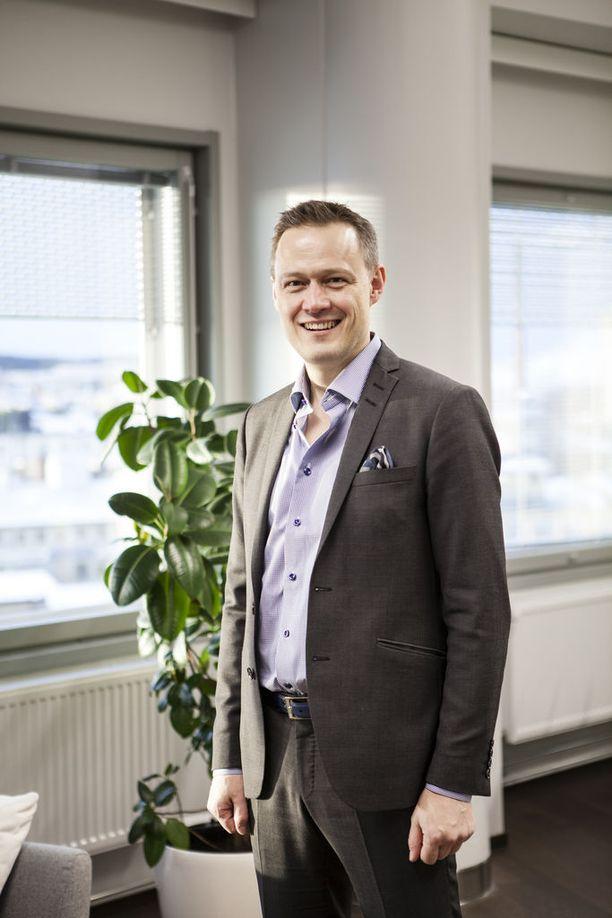 Goforella henkilöstö tulee arvoissa ensimmäisenä, sanoo toimitusjohtaja Timur Kärki.
