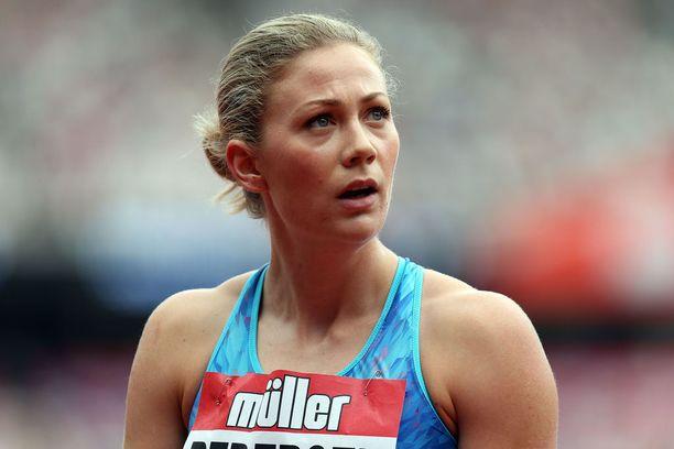 Isabelle Pedersen on pika-aitojen nuorten maailmanmestari vuodelta 2010.