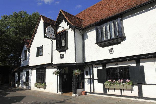 Olde Bell on toiminut 1100-luvulta asti.