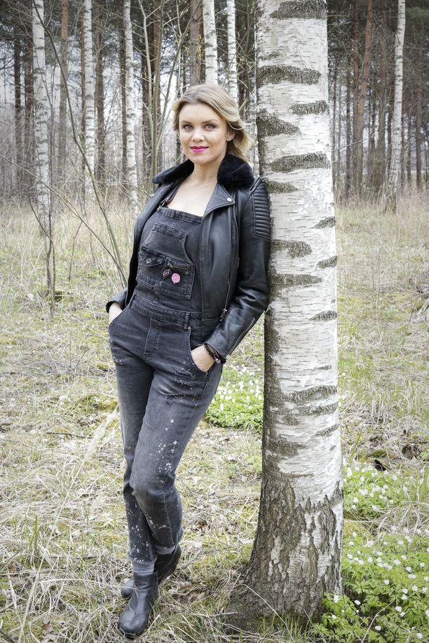 Irina Vartia nauttii elämästä ilman alkoholia.