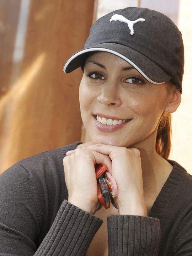 Jenni Dahlman-Räikkönen onnistui torstaisessa suorituksessaan.
