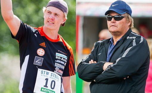 Oliver Helander kokee alle 23-vuotiaiden EM-kisat omalle kehitykselleen hyödyllisiksi. Seppo Rädyn näkemys kisoista oli totutusti hieman kirpeämpi.