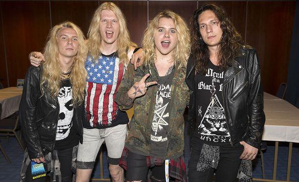 Yhtyeen tarina kesti vuodet 2007-2018.