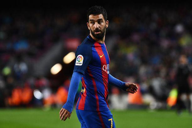 Arda Turan pelasi kaksi kautta Barcelonassa, kunnes hänet lainattiin Turkkiin.