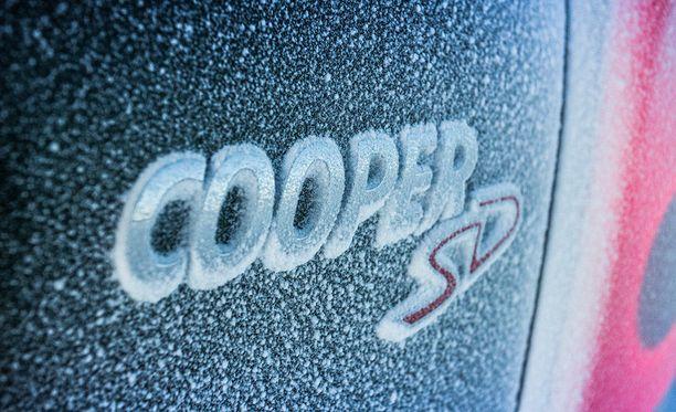 S-kirjain dieselmallissa tarkoittaa 40 hevosvoimaa ja 120 Nm vääntöä lisää.