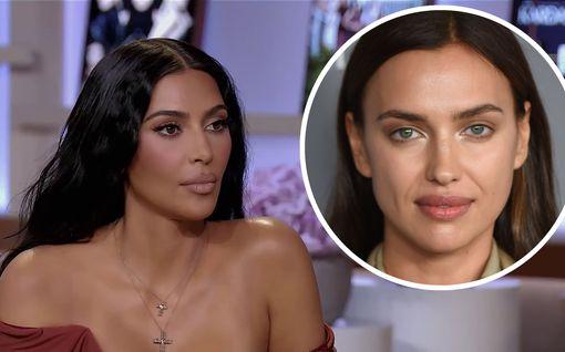 Kim Kardashianin lähipiiri kertoo mitä mieltä Kardashian on Kanye Westin uudesta naisystävästä