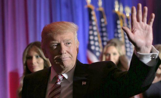 Trumpin kampanja on ollut kirjaimellisesti kohuntäyteinen.