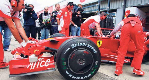 F1-maailmaa ravisuttaneessa vakoilujupakan selvittelyssä on otettu askel eteenpäin.