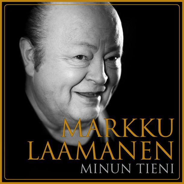 UNELMIEN TÄYTTYMYS. Markku Laamanen tulkitsee debyyttialbumillaan tunteikkaita klassikkokappaleita.