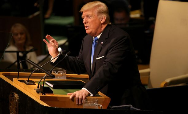 Presidentti Donald Trump totesi tällä viikolla YK:n yleiskokouksessa puhuessaan, että tarvittaessa Yhdysvallat voi tuhota Pohjois-Korean kokonaan.