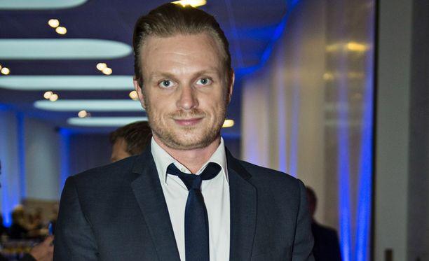 Iiro Seppäsestä tuli isä 43-vuotiaana.