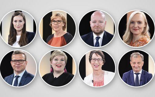 Puheenjohtajilta suoraa puhetta IL:n vaalitenteissä – Katso videot ja koosteet