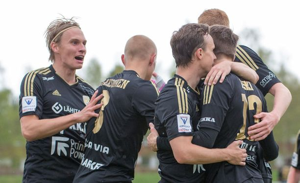 SJK juhli 2-1-kotivoittoa HIFK:n kustannuksella.