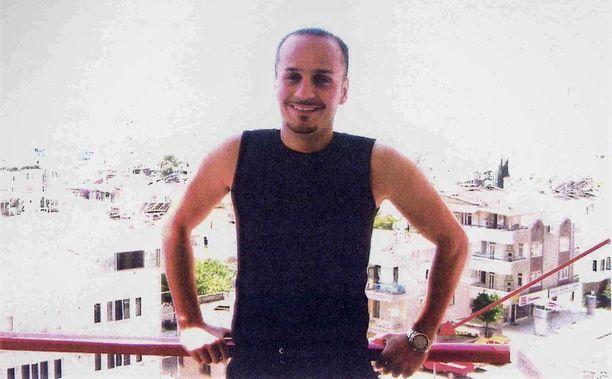 Volkan Ünsal murhattiin 16.10.2003 Helsingin Vuosaaressa.