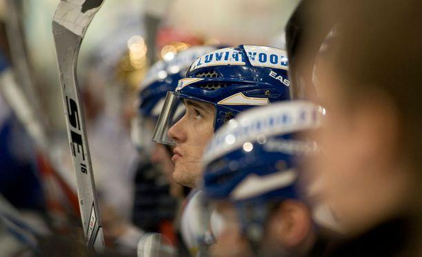 Jakub Petruzalek takoi Lukolle 114 runkosarjaottelussa 84 pistettä.