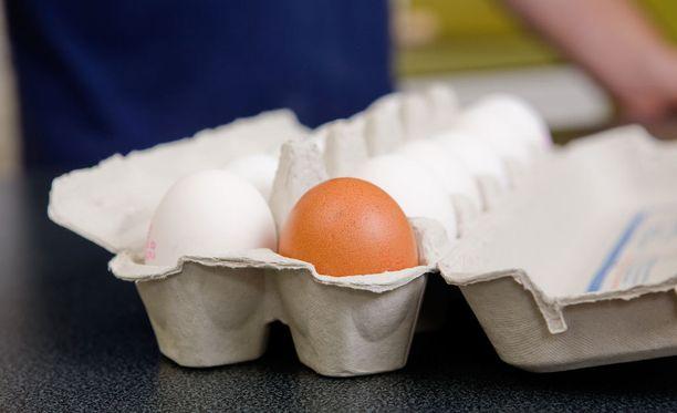 Kananmunat voivat olla pitkään päiväyksen jälkeen vielä täysin käyttökelpoisia.